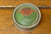 Rare Vintage 1930andrsquos Phillips 66 Auto Cleaner Polish Wax Tin Can Gas Oil Can