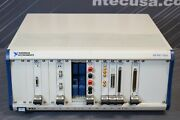 National Instruments Ni Pxi-1044 14-slot Universal Ac Pxi Chassis W/ Plug Ins