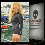 Pamela Anderson [ 3016-unc ] Fiction X Toxic Reload / Limited Edition Cards