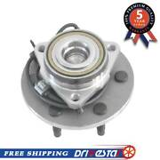 Front Lt Or Rh Wheel Hub And Bearing Assembly For Chevy Gmc Cadillac 2wd 6 Lug