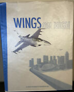 Wings On High 35 Years Of The Republic Of Singapore Air Force Book Hb Military
