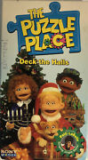 The Puzzle Place-deck The Hallsvhs 1994tested-rare Vintage Collectible-ship24h