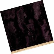 Shannon Minky Luxe Cuddle Hide Berry Fabric By The Yard 1
