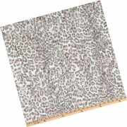 Shannon Minky Luxe Cuddle Leopard Blush Fabric By The Yard 1
