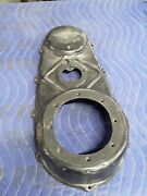 Stock Harley Flathead Knucklehead Panhead Outer Primary Cover For 1941-1949 Bt