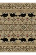 Tallulah Falls Bear Antique Area Rug Various Sizes With Free Shipping