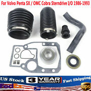 Fit Volvo Penta Sx Drives 3854127 3850426 Transom Service Kit Gimbal Bellows