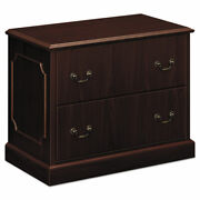 Hon 94000 Series 2-drawer Lateral File - 37.5 X 20.5 X 29.5 - 2 X File