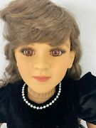 My Twinn Doll 23andrdquo Brown Long Hair Eyes 1997/2009 5 Outfits Clothes Box Adult Own