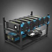 Bitcoin Mining Rig Frame - 0 Gpus And Altcoin Crypto Currency