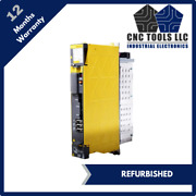 Fanuc A06b-6117-h204| Refurbished | 12month Warranty | 1400 With Exchange