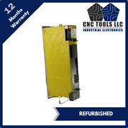 Fanuc A06b-6117-h202 | Refurbished | 12month Warranty | 1400 With Exchange