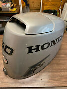 2002 Honda Bf 50 Hp 4 Stroke Outboard Motor Top Cowl Cover Hood Freshwater Mn