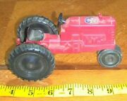 1/32 Unbreakable Plastic Toys Tractor Farm Toy Case Ih By Processed Plastic Co