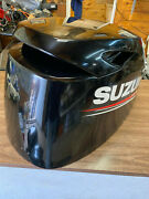 2015 Suzuki Df 70 Hp 4 Stroke Outboard Engine Top Cowl Cover Hood Freshwater Mn