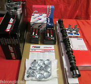 Ford 5.8 351w Windsor Master Engine Kit 1988-93 Hyper Pistons Stage 2 Cam Sprngs