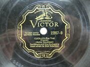 Ted Black And His Orchestra - Victor 22857 - Lucille - The High Hatters - Mary
