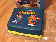 Ertl Whisker Kids Music Time Record Player New Old Stockperfect Condition
