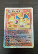 Legendary Collection Charizard Reverse Holo 3/110 Approx Psa 8 Ultra Rare Played