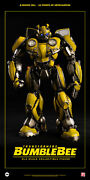Threea Hasbro X 3a 8 Bumblebee Dlx Collectible Action Figure Doll Model Toy