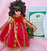 Robin Woods Queen Of Hearts 1995. Limited Edition 1902. W/box And Tag. Signed