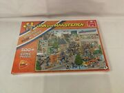 New Rare Jan Van Haasteren Special Postnl Edition 500 Piece Puzzle Free Shipping