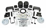 Air Lift Company 57396 11-11 F250, F350 And F450 Underframe Mount W/ In Bed Hitch