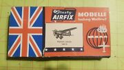 1/72 Airfix Gloster Gladiator First Issue 1959 Release Collectible