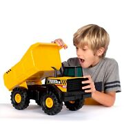 Tonka Steel Classics Mighty Dump Truck, Toys For Boys And Girls 5 - 20 Year Old