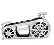 Pm Contour Open Primary Belt Drive Chrome Harley Davidson 2014-2016 Touring