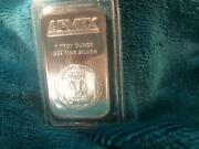 10 Oz Apmex .999 Fine Silver Bar Free Shipping