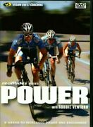 Realrides Power With Robbie Ventura Dvd, 2007 Vision Quest Coaching New
