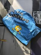 Used From 2000 The Simpsons Blow Up Baseball Bat Inflatable Bart Lisa Homer
