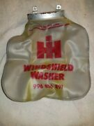 Nos International Harvester Pickup And Travelall Windshield Washer Fluid Contain