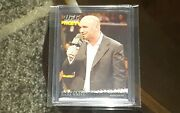2009 Topps Ufc Round 1 Dana White Debut Rookie Rc Silver 'd 40/288 🔥🔥📈 📈 💲
