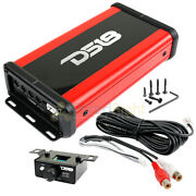 1 Channel Amplifier Monoblock Amp Ultra Compact Nano Motorcycle Car Ds18 Atom1