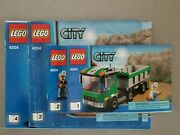 Lego The Mine City - 4204 Complete Free Shipping