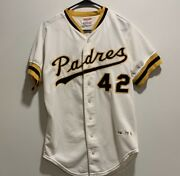 1975 San Diego Padres Game Used Home Jersey Very Rare