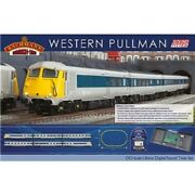 Bachmann 30-420 Br And039western Pullmanand039 6-car Demu Dynamis Ultima Sound Fitted Set