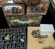 Song Of Ice And Fire Miniatures - Professionally Painted Set