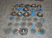 Lot Of 31+ Nos Reman Clutch And Pressure Plates 1940s-1960s Ford Gm Mopar Oem Bulk