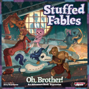 Stuffed Fables Oh Brother Expansion Board Game Z-man Asmodee Nib