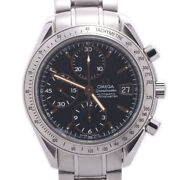 Free Shipping Pre-owned Omega Speedmaster Date Japan Limited 3211.50