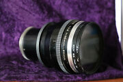 Vintage Voigtlander F2.8 36mm-82 Zoomar Lens Original Owner Fine Condition