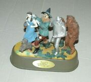 Vintage Dave Grossman The Wizard Of Oz We Are Off To See The Wizard Music Box
