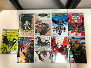 Batman Incorporated 2011 1-8 New 52 01-13 + 2 One-shots Vf/nm Complete Sets
