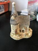 The Chapel By David Winter 1984 Figurine Collectible 3