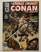 Savage Sword Of Conan 11 Marvel 1976 Bronze Age Nm Condition Issue.