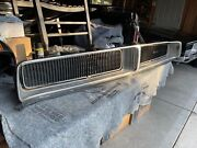 1969 Dodge Charger Oem Grill And Headlamp Assembly Bracketandnbsp