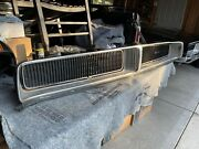 1969 Dodge Charger Oem Grill And Headlamp Assembly Bracket
